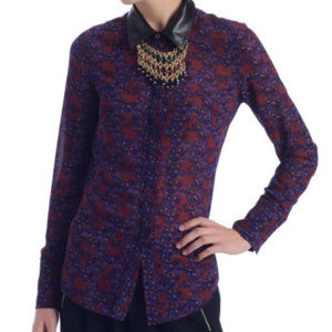 House of Harlow Blouse